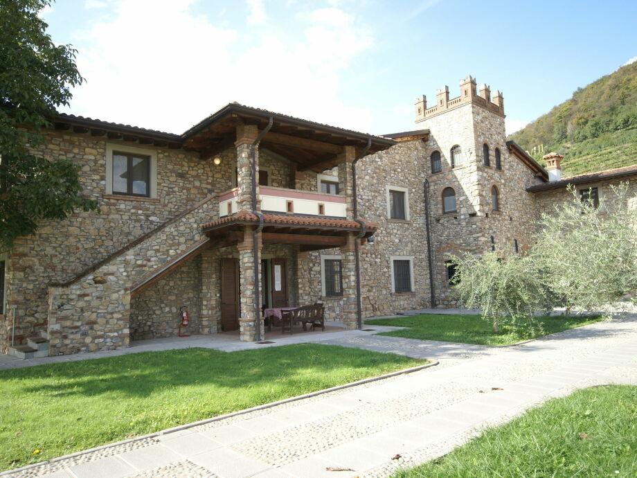 Außenaufnahme Borgo Franciacorta 4