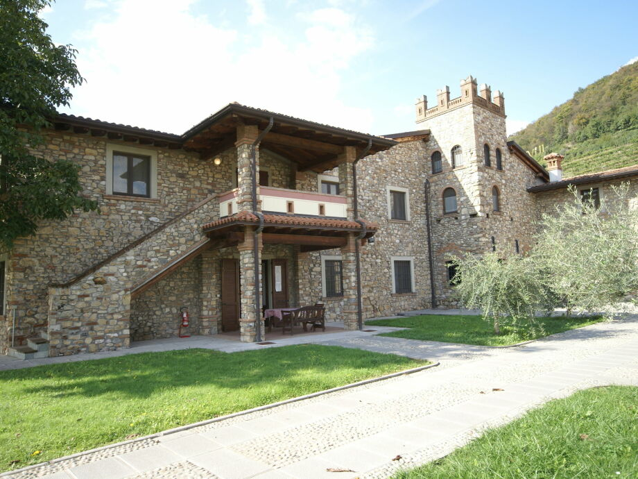 Außenaufnahme Borgo Franciacorta 3