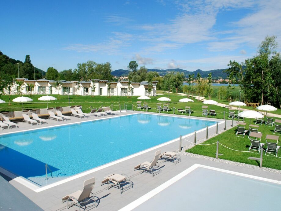 Außenaufnahme Costa Verde Residence - Bilocale