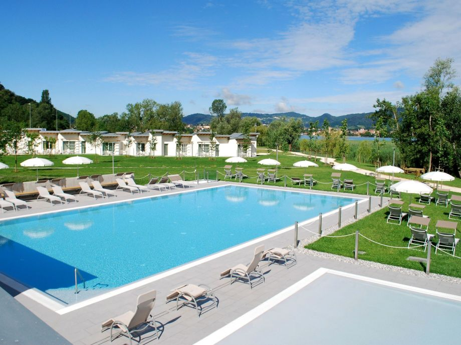 Außenaufnahme Costa Verde Residence - Trilocale