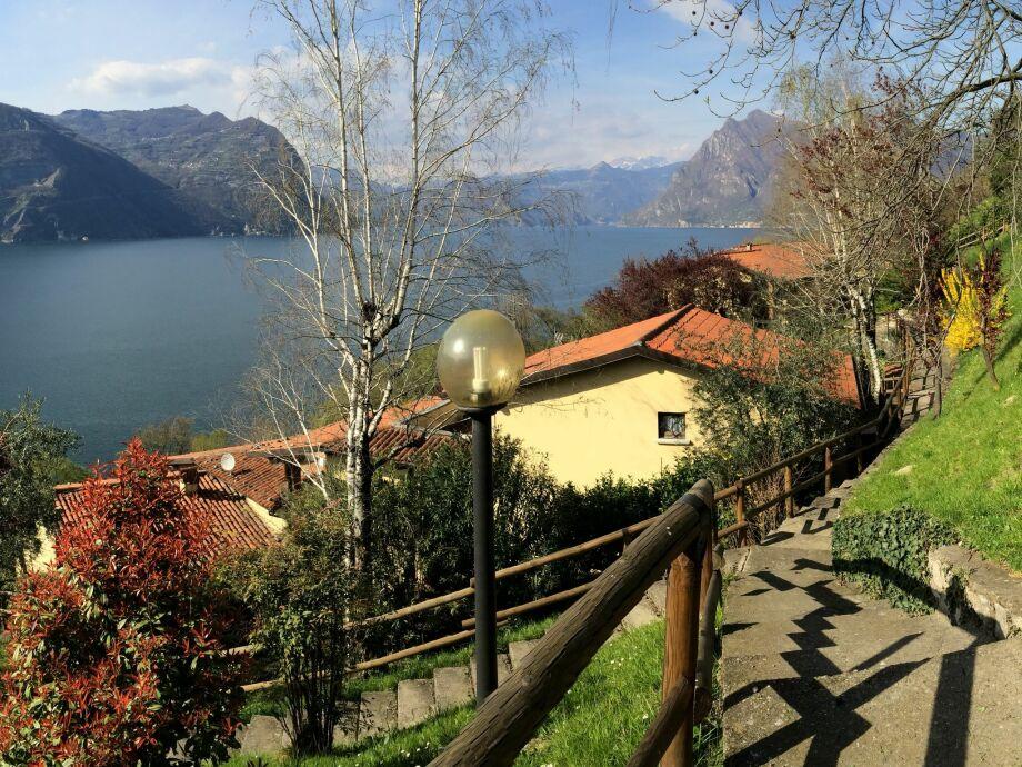 Außenaufnahme Baia del Silenzio
