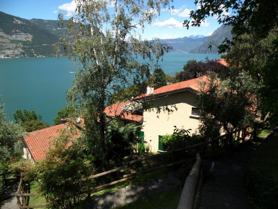 Außenaufnahme Monte Isola