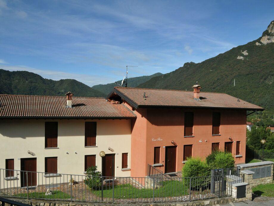Außenaufnahme Casa Flora