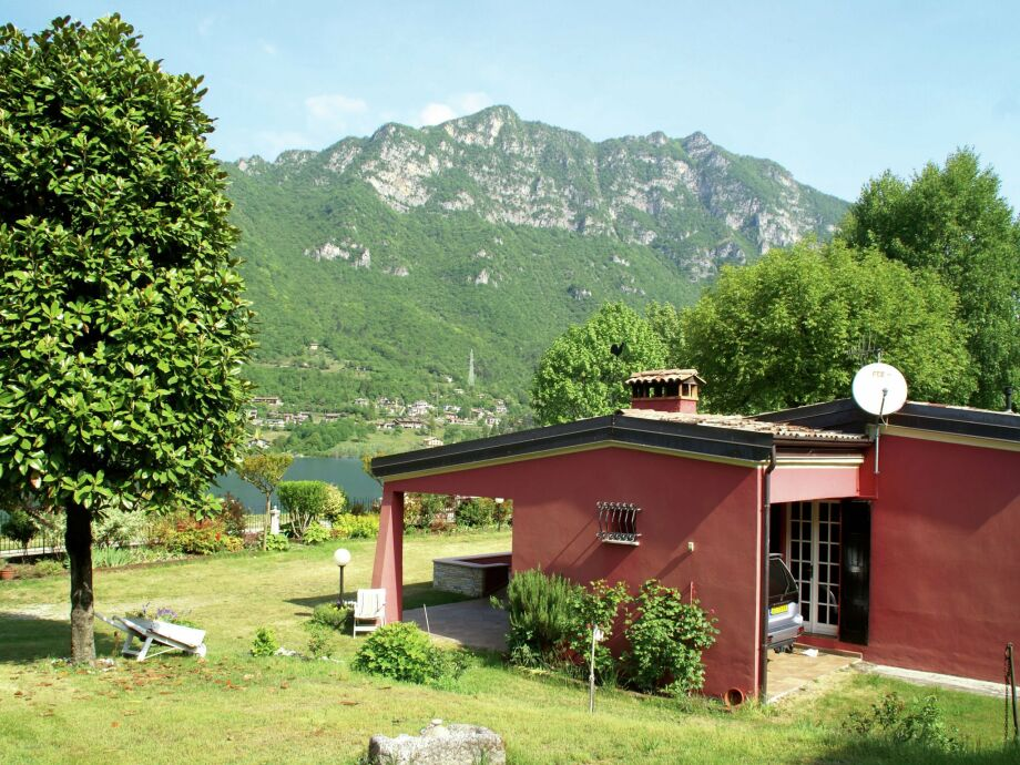 Außenaufnahme Villa Stefano