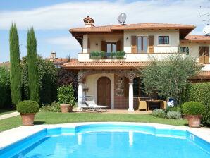 Ferienhaus Villa Cipresso