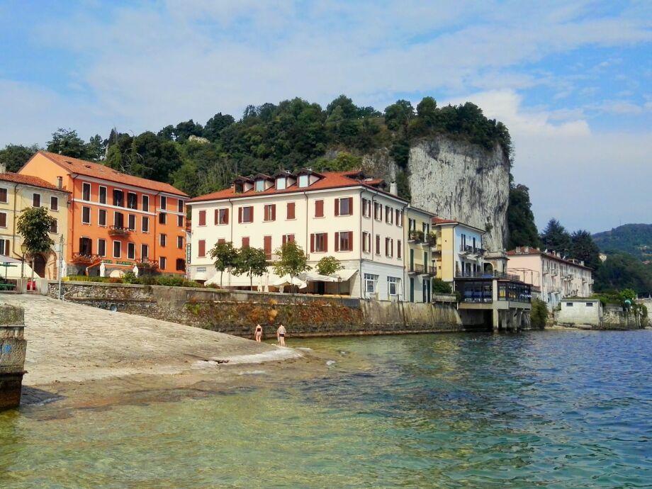 Außenaufnahme Lago Antico Quattro