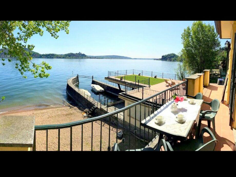 Außenaufnahme Residence La Favorita - Arona