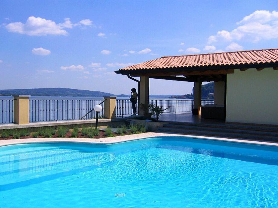 Außenaufnahme Villa Simona Corti