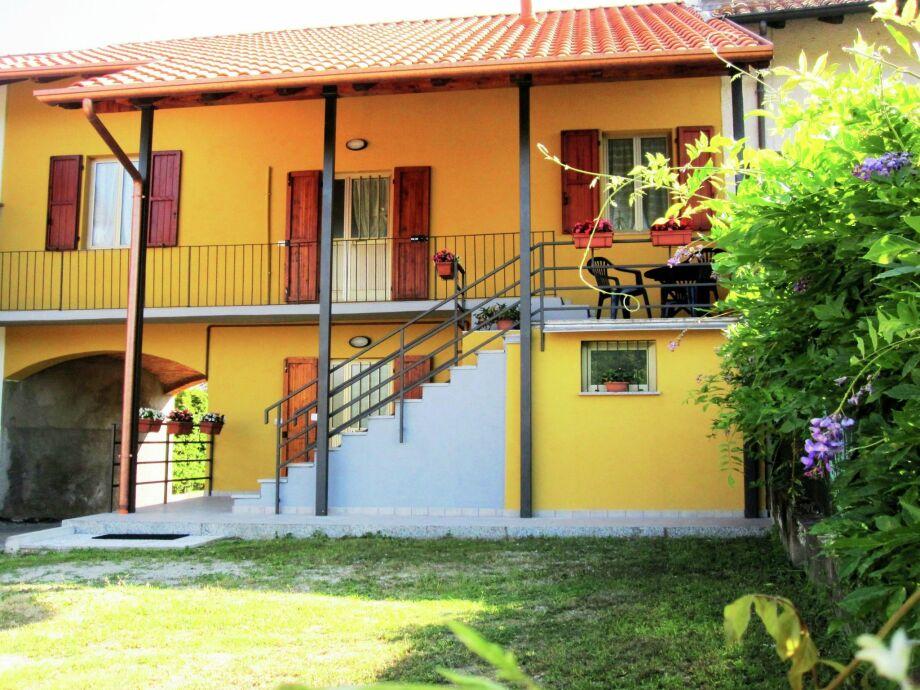 Außenaufnahme Ticino Riviera Uno più Due