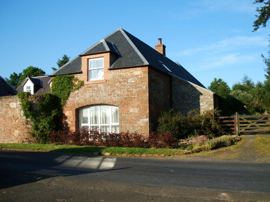 """Außenaufnahme """"the Steadings Cottage"""""""
