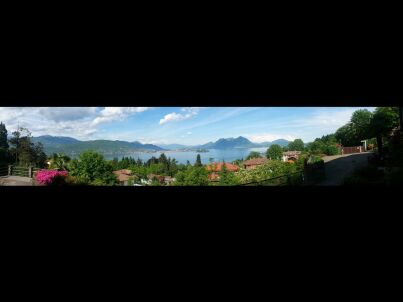 Open Space Panorama a Baveno