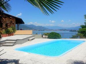 Ferienwohnung Open Space Panorama a Baveno