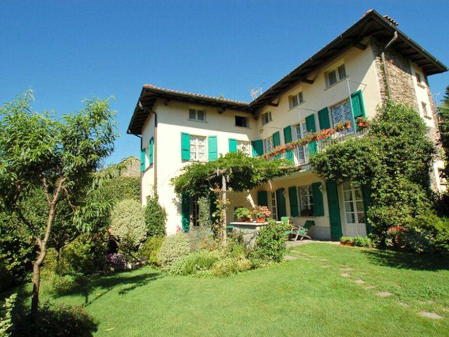 Außenaufnahme Villa Vezzo