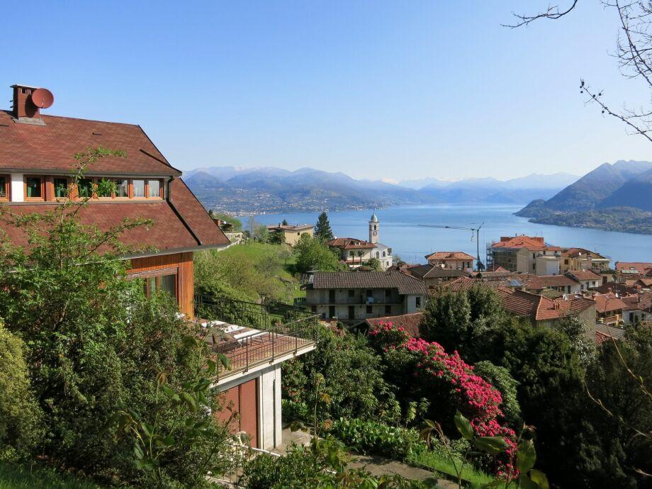 Außenaufnahme Villa La Pigna