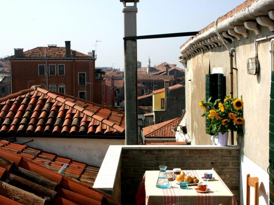 Außenaufnahme Panorama di Venezia