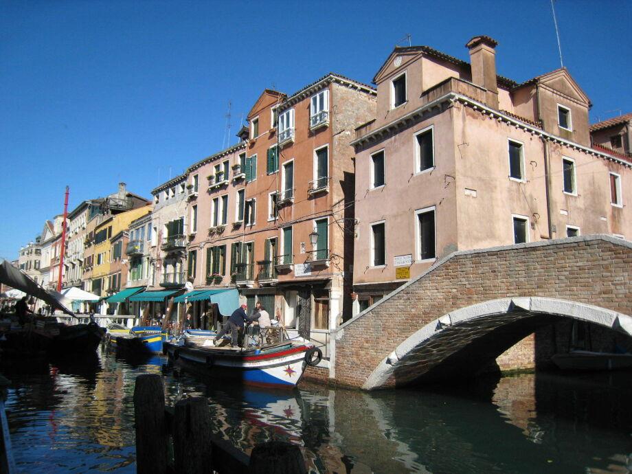 Außenaufnahme Venezia Biennale