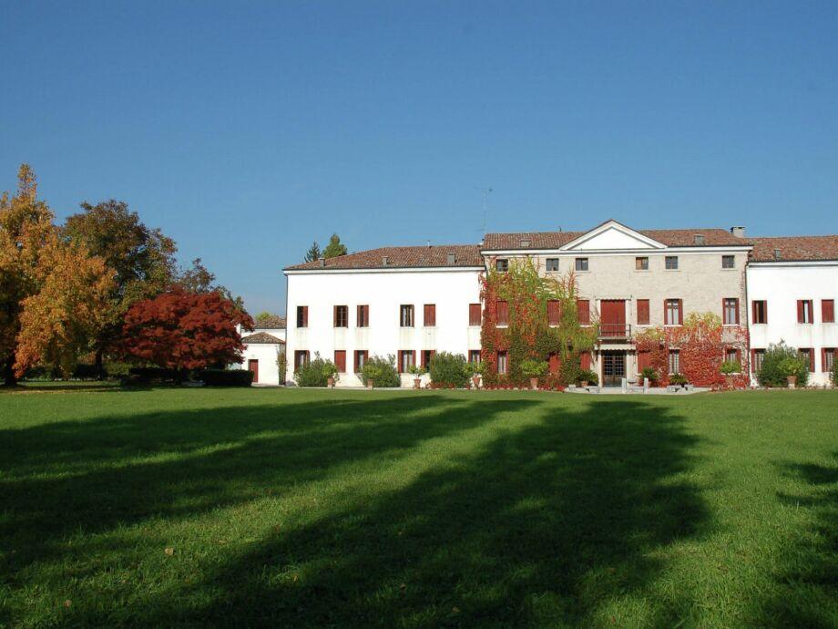Außenaufnahme Villa Magnolia Due