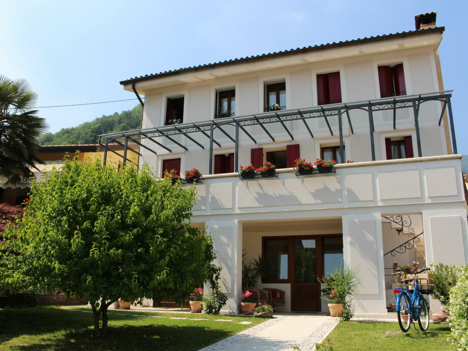 Außenaufnahme Ca' Risorgimento