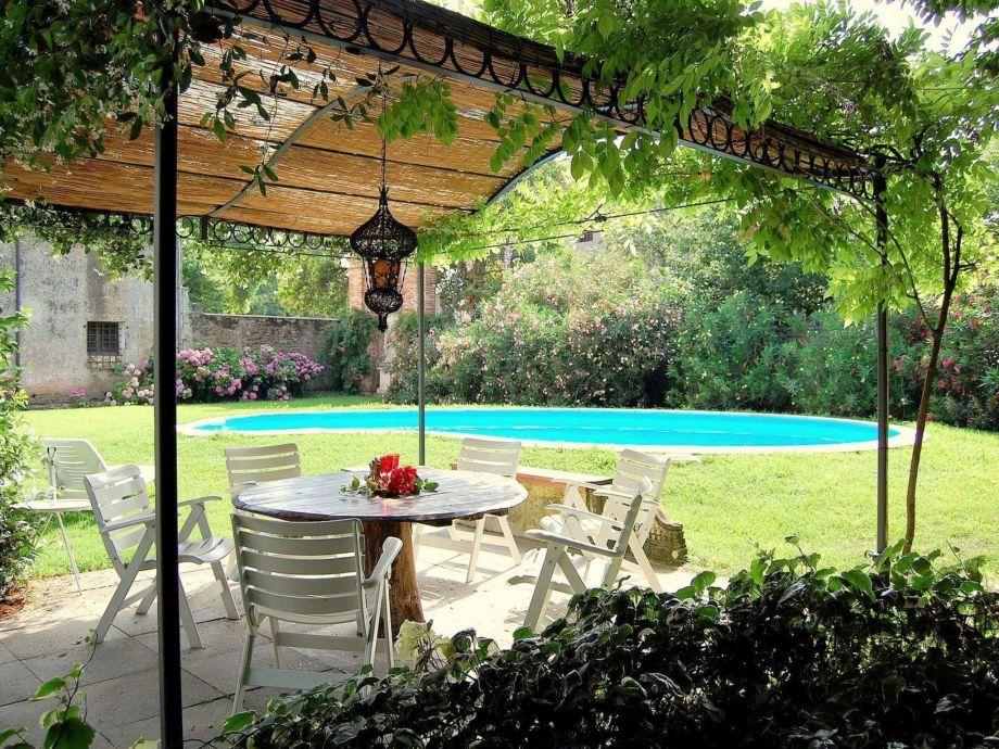 Außenaufnahme Villa Veneta Padova