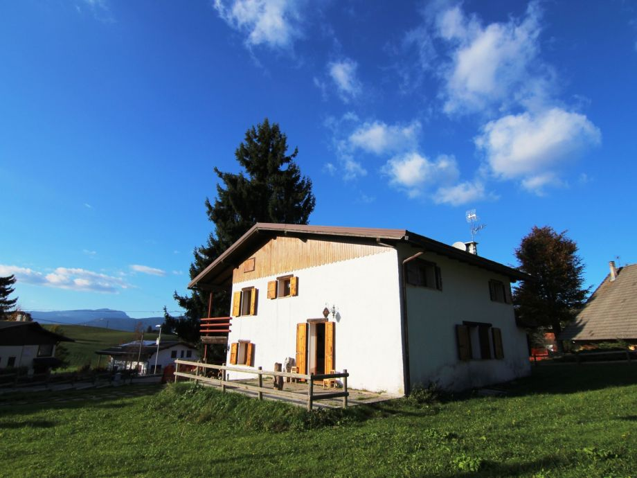 Außenaufnahme Villa Il Capriolo