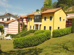 Ferienwohnung Al Castello Cinque