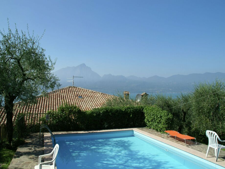 Außenaufnahme Villa Vista Garda