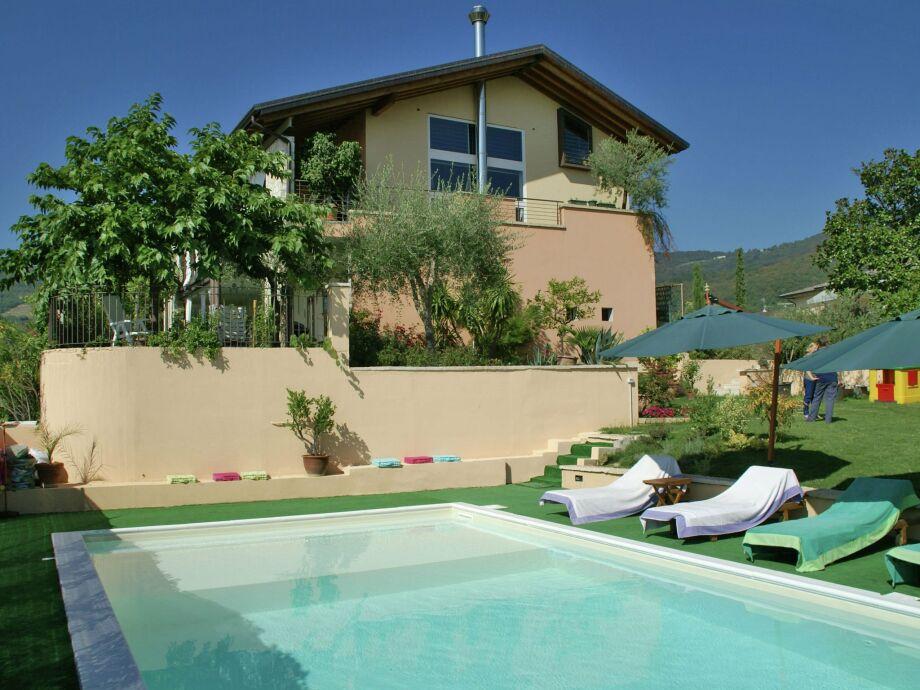 Außenaufnahme Casa Veronese