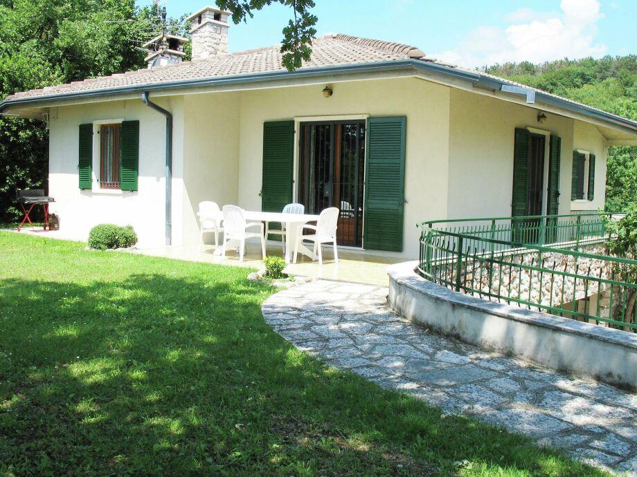 Außenaufnahme Villa Barono