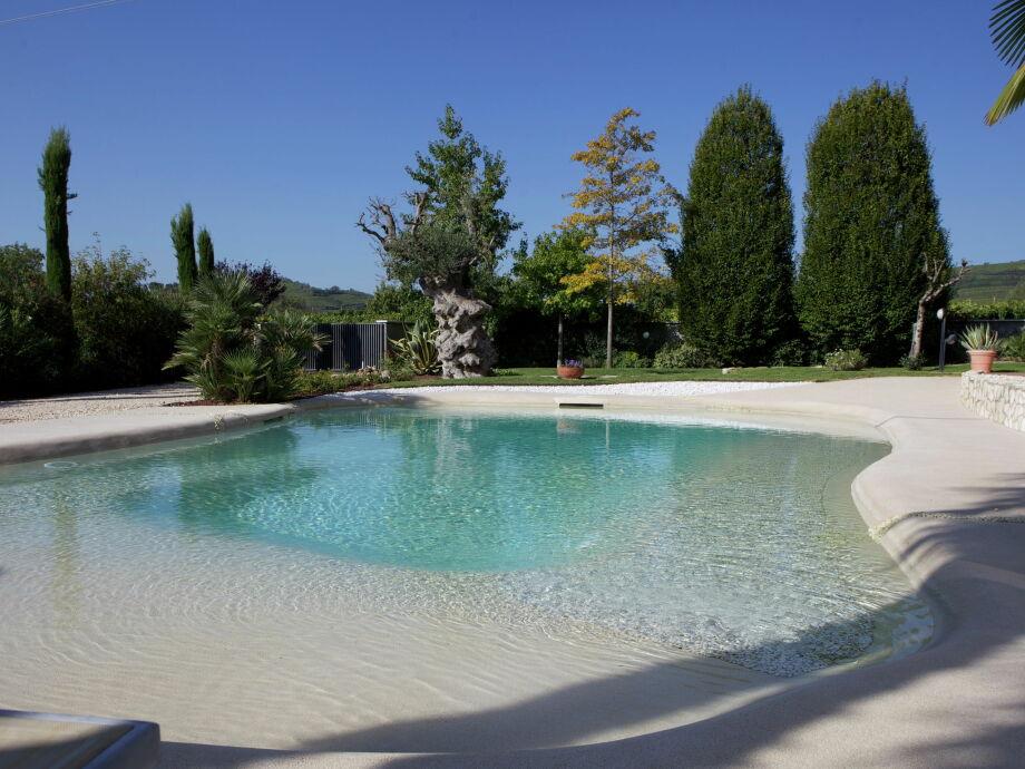 Außenaufnahme Villa Scaligera Otto