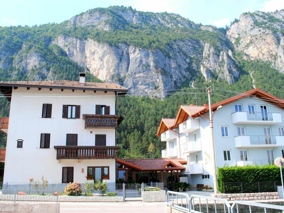 Außenaufnahme Casa Luciano Uno