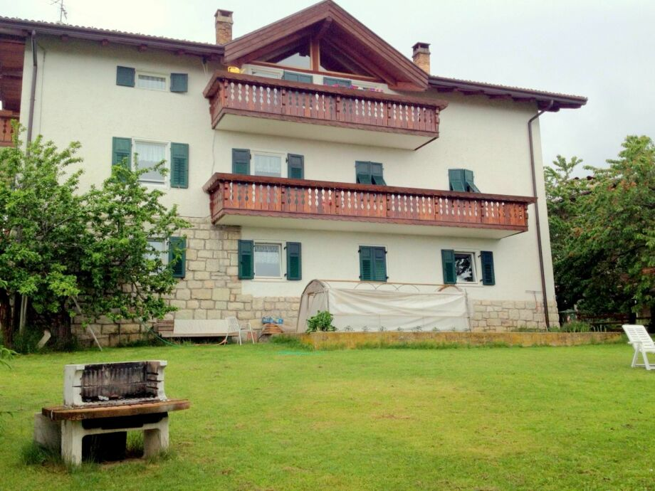 Außenaufnahme Casa Valeria Uno