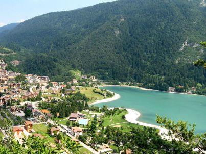Elena Uno Lago di Molveno