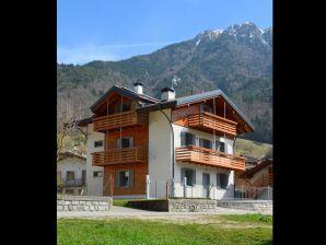 Ferienwohnung Casa Maria Concei primo piano
