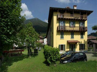 Casa Elena mansarda