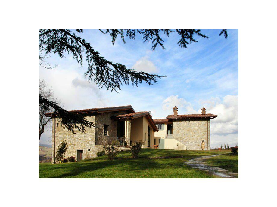Außenaufnahme Borgo Belvedere - Bilo