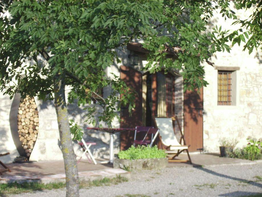 Außenaufnahme Borgo Belvedere Bilo