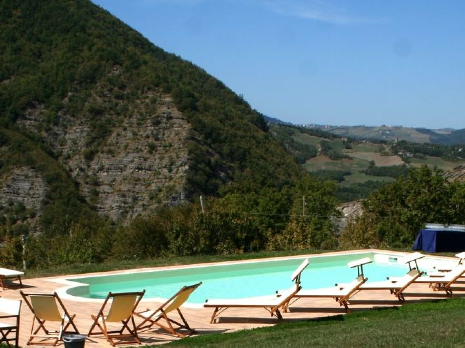 Außenaufnahme Borgo Belvedere