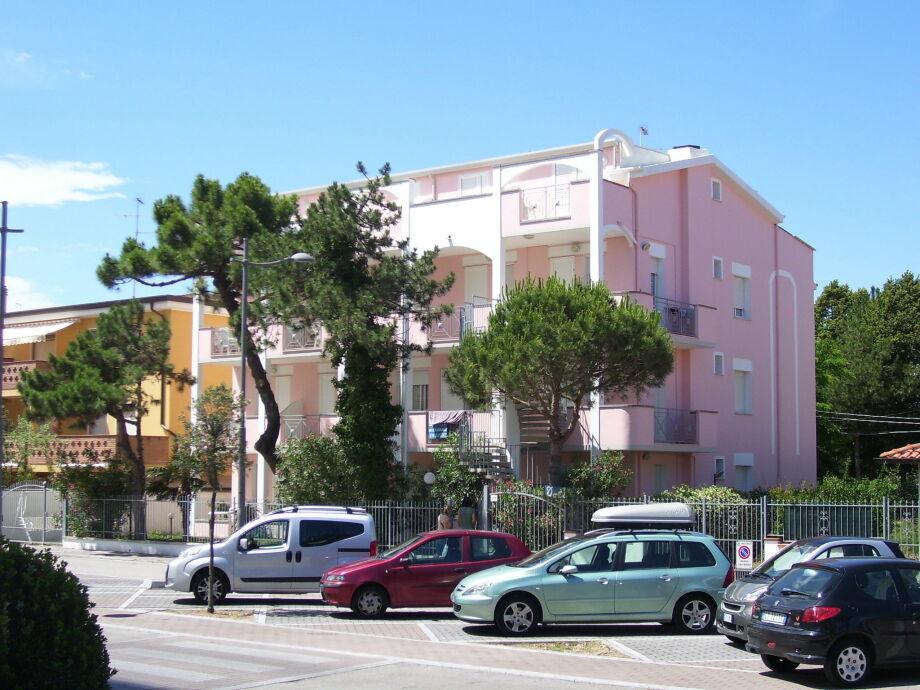 Außenaufnahme Lido Estensi - Bilo Doria