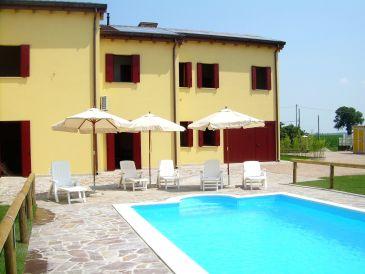 Ferienwohnung Casa Rosolina