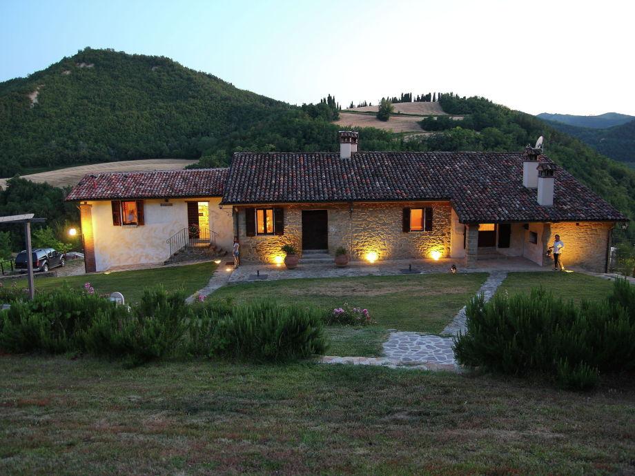 Außenaufnahme Casa Padronale