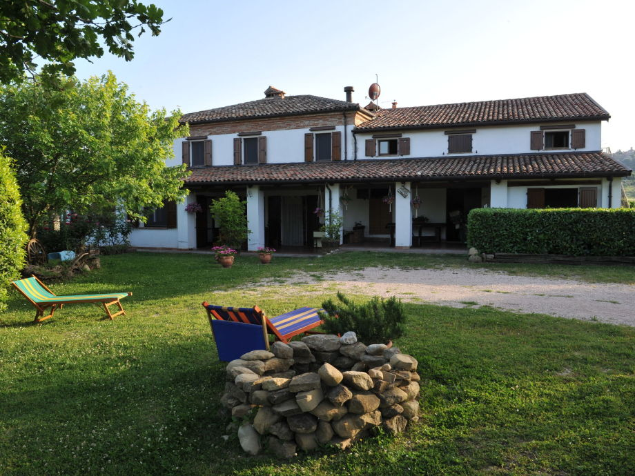 Außenaufnahme Casa delle Rondini