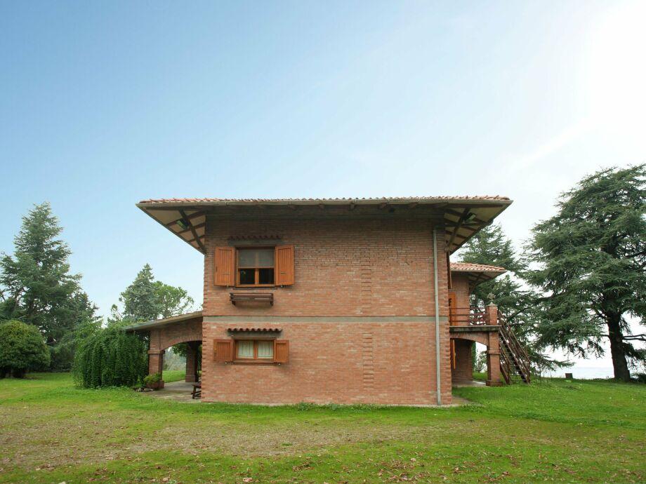 Außenaufnahme Villa Angela Superiore