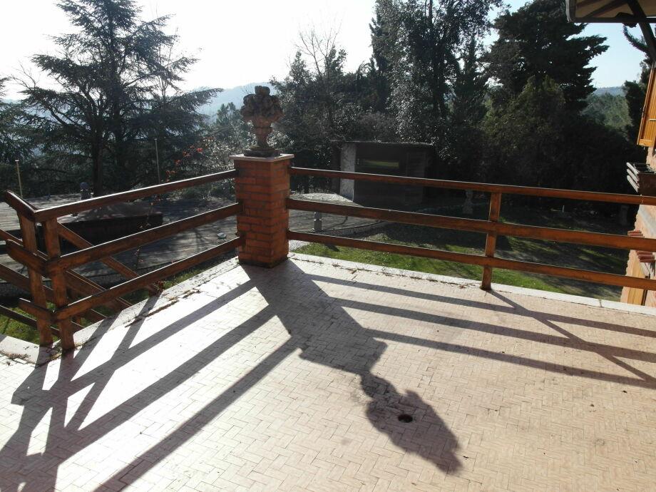 Außenaufnahme Villa Angela
