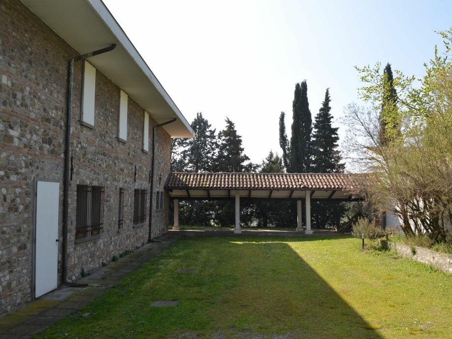 Außenaufnahme Villa degli Ulivi