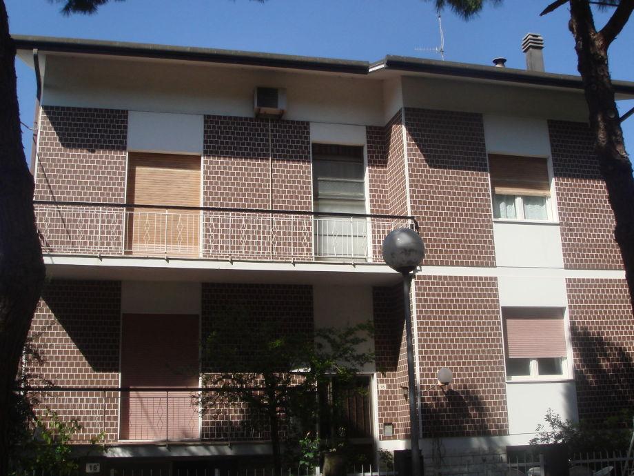 Außenaufnahme Casa Maria Inferiore