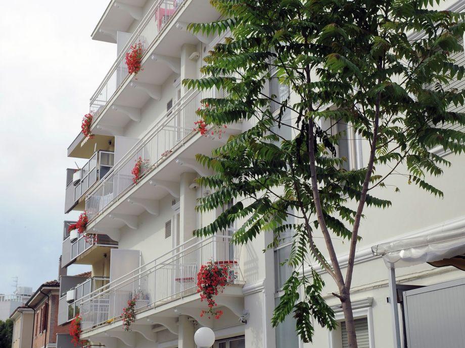 Außenaufnahme Residence Due Mono