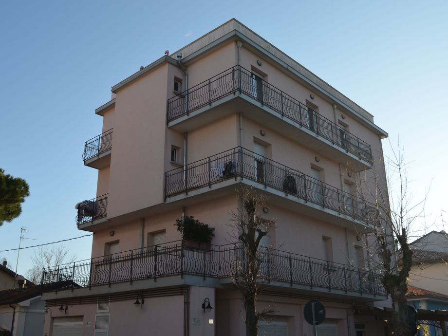 Außenaufnahme Residence Tre - Bilo 4