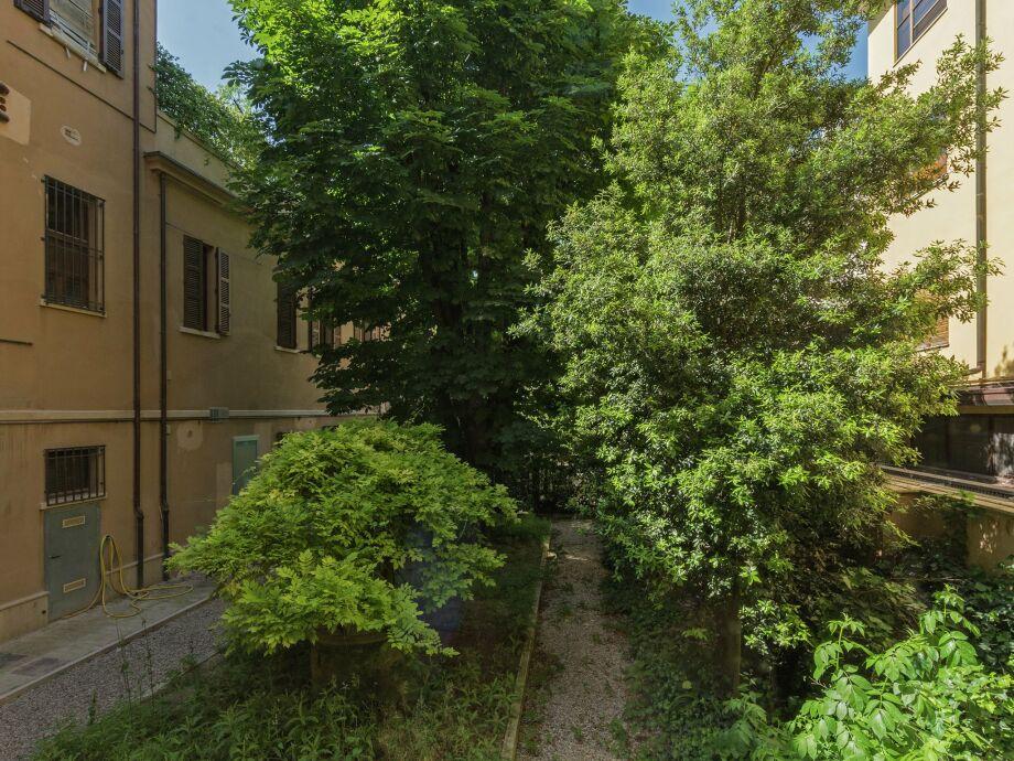 Außenaufnahme Casa Mariani