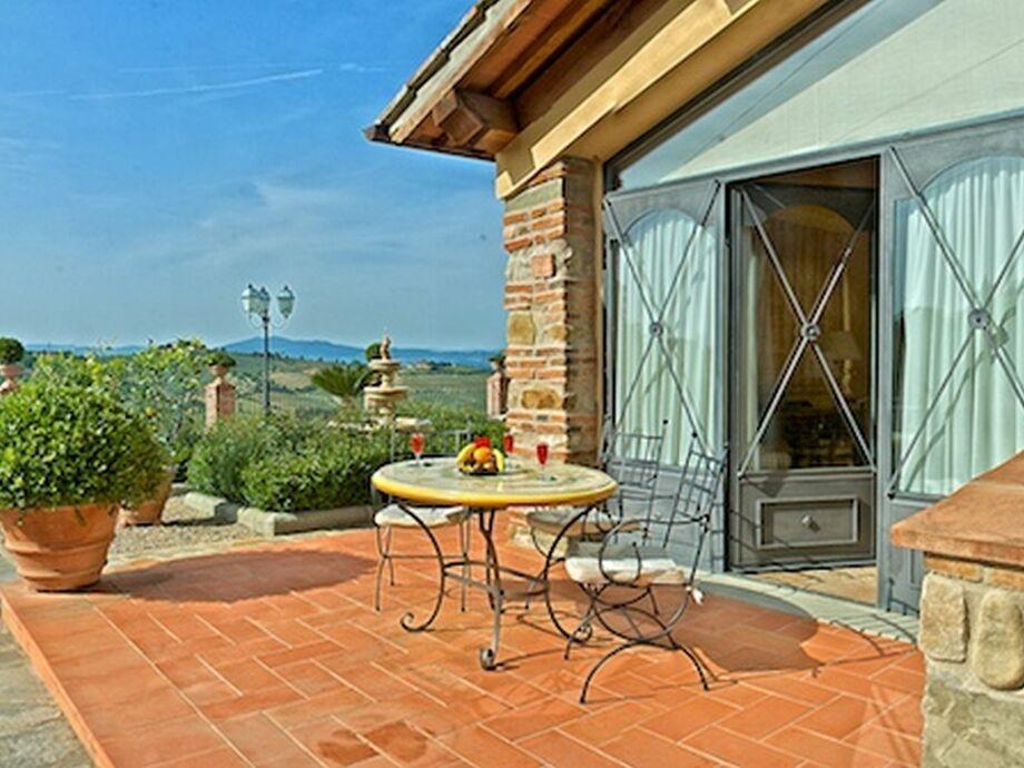 Außenaufnahme La Limonaia del Colle