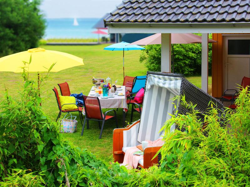 Ferienhaus Bogense mit Wasserblick